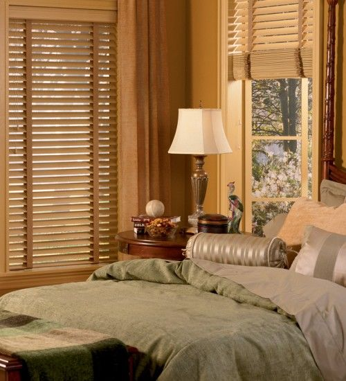 EverWood Blinds in Bedroom 1
