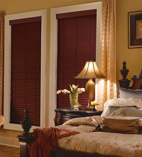 EverWood Blinds in Bedroom 2
