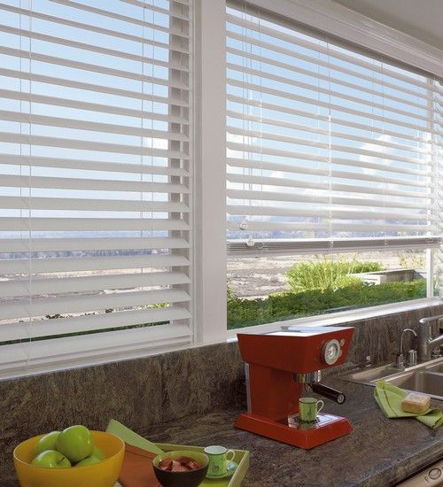 EverWood Blinds in Kitchen