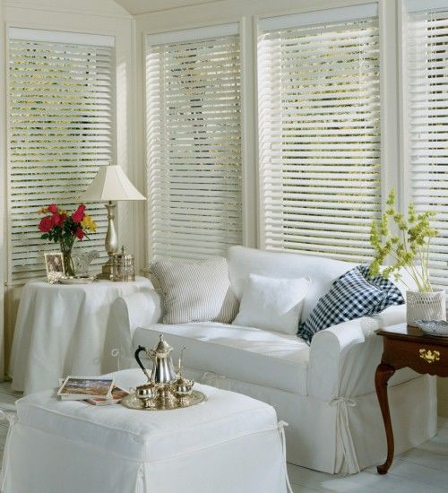 EverWood Blinds in Living Room 1
