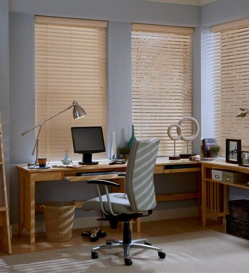 EverWood Blinds in Office